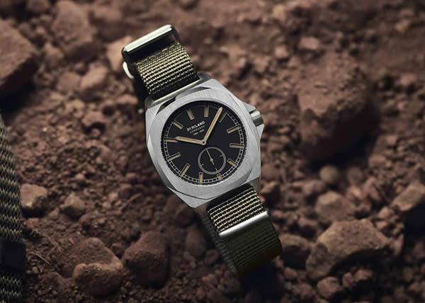 D1 Milano presenta Commando, l'orologio di ispirazione militare