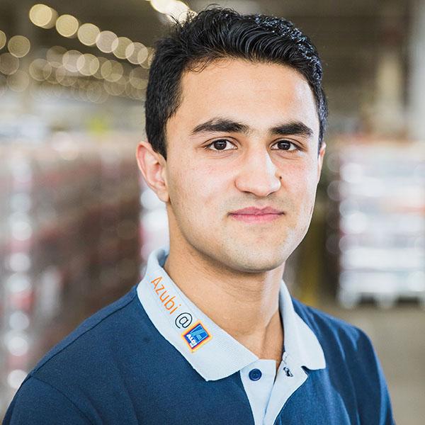 samim beghash kommt aus afghanistan und lebt seit herbst 2015 in goch am niederrhein als er etwas deutsch konnte hat er mit der jobsuche begonnen - Karrierealdi Suedde Online Bewerbung