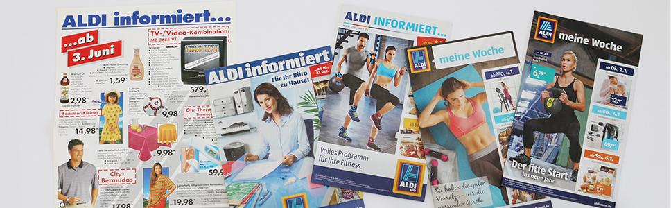 der aldi sd prospekt im neuen look unser unternehmensblog - Aldi Sud Bewerbung