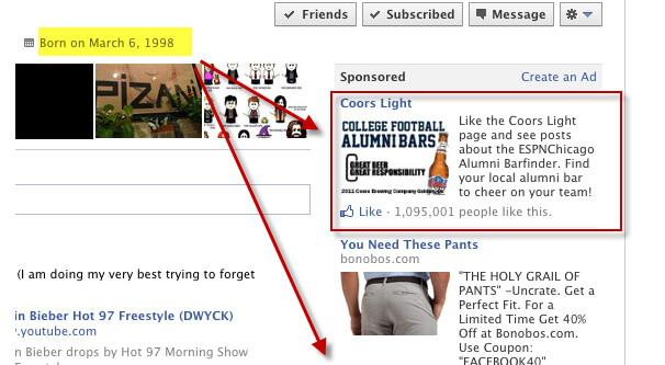 Модерация Рекламной Кампании Facebook