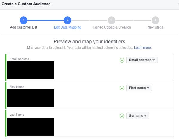 Создать Похожие Аудитории в Facebook