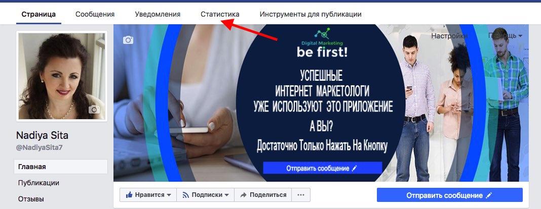 Facebook Маркетинга