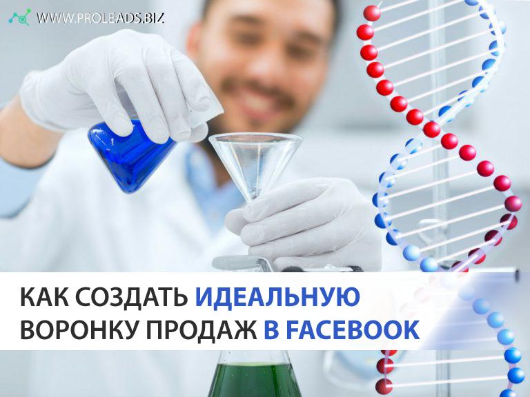 Создать Идеальную Воронку Продаж в Facebook