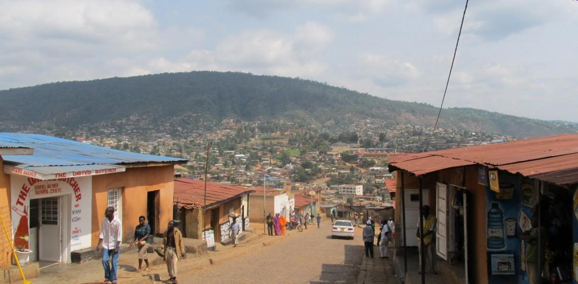 Nyamirambo à Kigali © Flickr - huguesn
