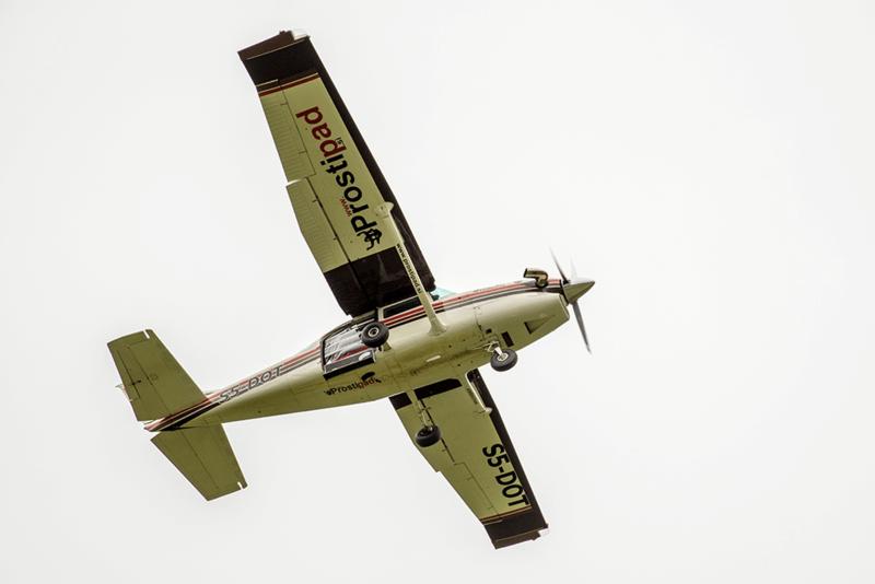Turbinsko letalo Cessna 206 PT6 Turbine