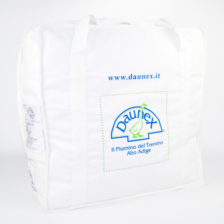 huge discount bc08e dc051 Piumino Matrimoniale DAUNEX mod Tirolo MEDIUM - per l'inverno in case calde