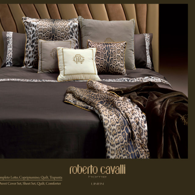 save off a4df9 ab368 Roberto Cavalli Home - Punto Bianco