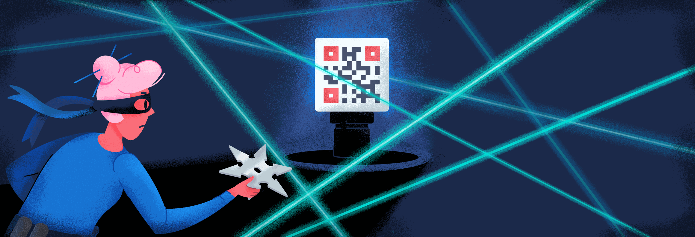 How secure is QR Code?