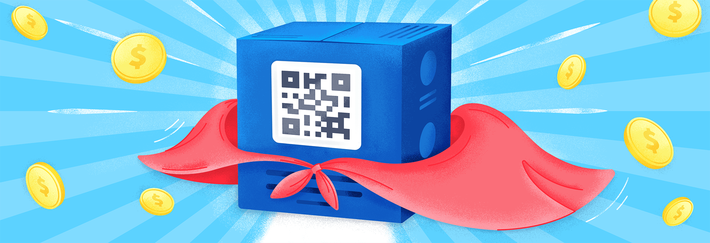 Boost product marketing with QR Codes