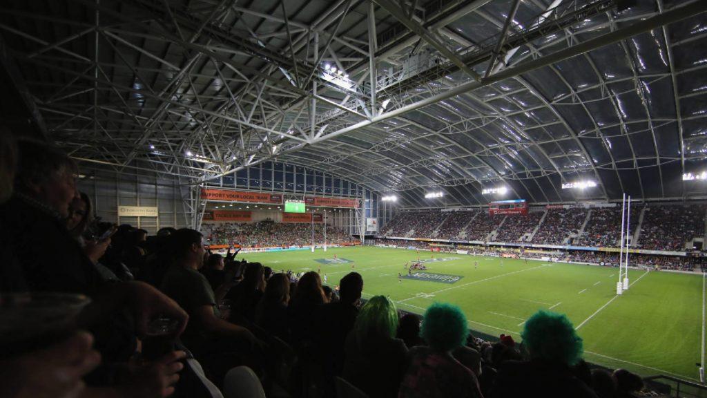 Super Rugby Aotearoa in Dunedin