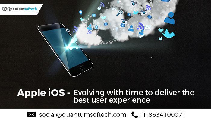 iOS App Development Services Quantumsoftech