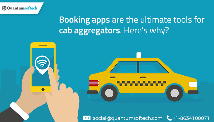Taxi Booking app developmen services