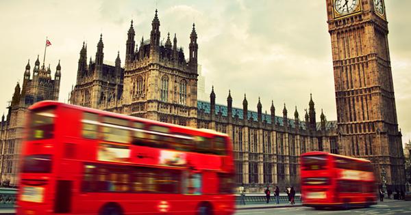 London 600