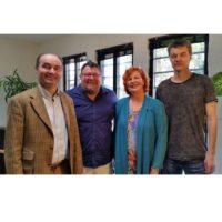 2018-04-10 Chor Kontroverse Mödling, Veronika Duursma und Andreas Brüger