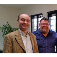 2018-04-10 Brunn am Gebirge AKTIV Bürgermeistergespräch mit Dr Andreas Linhart