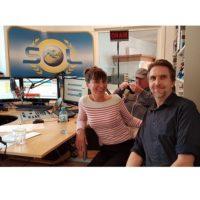 2018-04-12 Das waren Zeiten – Studiogäste Olga Klemen und Peter Friesenbichler, DA KOA