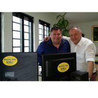 2018-04-17 Mödling AKTIV Bürgermeistergespräch mit Hans-Stefan Hintner