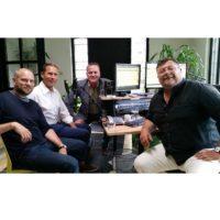 2018-05-22 Mödlings Stadträte Gerald Ukmar und Rainer Praschak