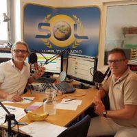 2018-06-15 Vöslau AKTIV Andreas Freisinger VÖWI- Obmann über das neue Regionalitäts Projekt Genial Lokal