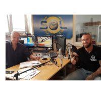 2018-09-17 Radio SOL Mittagsmagazin mit Evert Sooster- Studiogast  Christian Draxler – Austrian MMA Academy