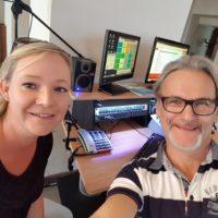 2018-09-18 Mittags Magazin Mit Gerhard Pellegrini Studiogast – Ulli Ornauer Grafik u Ideen