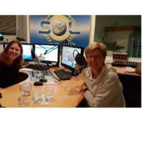 2018-09-25 Salon Braun Menschen mit Botschaft  zu Gast Sabine Reisinger Obfrau des Kinderhospiz