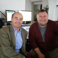 2018-10-02 Bürgermeistergespräch mit Dr Andreas Linhart Bgm von Brunn am Gebirge