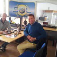 2018-10-08 Michael Lakner, Intendant der Bühne Baden, zu Gast bei Evert Sooster
