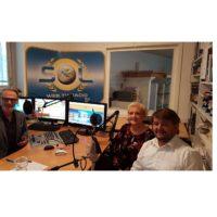 2018-10-18 Radio SOL Aktiv, Studiogäste – Erwin Paierl und Sieglinde Raser