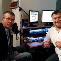 2018-10-23 Bürgermeistergespräch mit Martin Schuster Bgm von Perchtoldsdorf