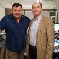 2018-11-06 Bürgermeistergespräch mit Dr Andreas Linhart von Brunn am Gebirge