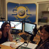2018-11-08 Radio SOL Aktiv-Isabella Maierhofer-Herbstkonzert