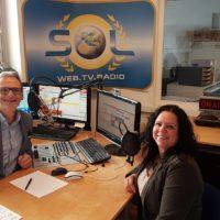 2018-11-07 Radio SOL Mittagsmagazin Studiogast – Ing Nicole Kutschera – Kutschera – Elektro Technik