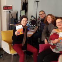 2018-11-13 Radio SOL Mittagsmagazin-Rossana Wareka-Danceability-Tanzrecht für alle