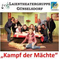 Radiospot Laientheatergruppe Günselsdorf für Dezember 2018