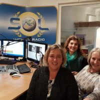 2018-12-10 Studiogäste Andrea Fichtner, Karin Schießer, Ecaterina Roncov, Thema Access Bars Charity-Event