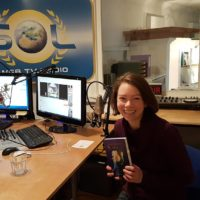 2018-12-10 Studiogast – Stefanie Loos, Autorin Thema Buchvorstellung Der Herzschlag der Erde