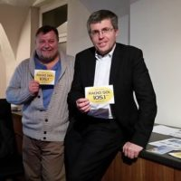 2018-12-11 Bürgermeistergespräch mit Martin Schuster Bgm von Perchtoldsdorf