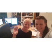 2018-11-19 Studiogast Edith Häusle – Die Stadtschamanin