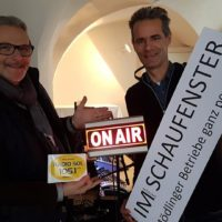2019-01-15 Im Schaufenster – Johannes Schmid , Cafe Kanzlei