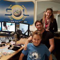 2019-01-23 Radio SOL Aktiv Studiogast – Maximilian Heissenberger Thema Hanf Socken