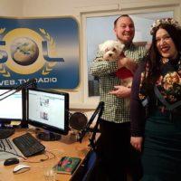2019-01-28 Radio SOl Mittagsmagazin – Studiogast – Luna Miller