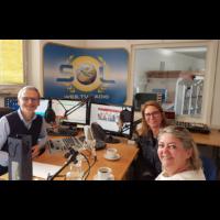 2019-02-21 Bettfedernfabrik, Mag. Sabine Hauger und Bürgermeisterin von Oberwaltersdorf Natascha Matousek