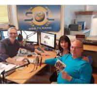2019-02-22 Studiogast Peter und Silvia Halfar – CD-Präsentation