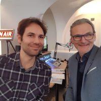 2019-02-15 Robert Krickl,  Wissenschafter und Wissenschaftskommunikator