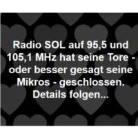 2019-03-22 Abschiedsworte von Gerhard Pellegrini unmittelbar vor der Schließung von Radio SOL am 22_3_2019 um 17h