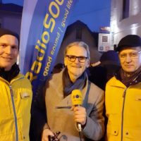 2020-01-24 Radio SOL unterwegs in Hof beim Gulaschessen