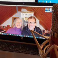 2020-03-10 Live zu Gast Margret Baier und Bernd Hückstädt, Gradido – Natürliche Ökonomie des Lebens. Thema Finanzcrash als Chance Ein Weg zu weltweitem Wohlstand und Frieden in Harmonie mit der Natur
