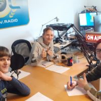 2020-14-03 Pierre Pellegrini, Christo und Christopher Live im Studio, Thema Retro Games