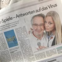 2020-30-03 Das Wiener Bezirksblatt On Air auf Radio SOL